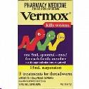 Vermox Suspension 15ml  (1 bottle)
